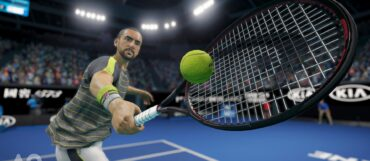 AO Tennis 2 recensione