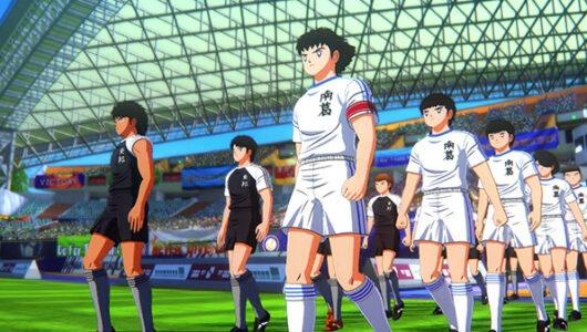 captain tsubasa story mode