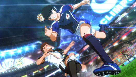Captain Tsubasa Rise of New Champions video
