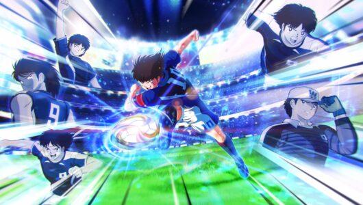 Captain Tsubasa Rise of New Champions pc ps4 switch