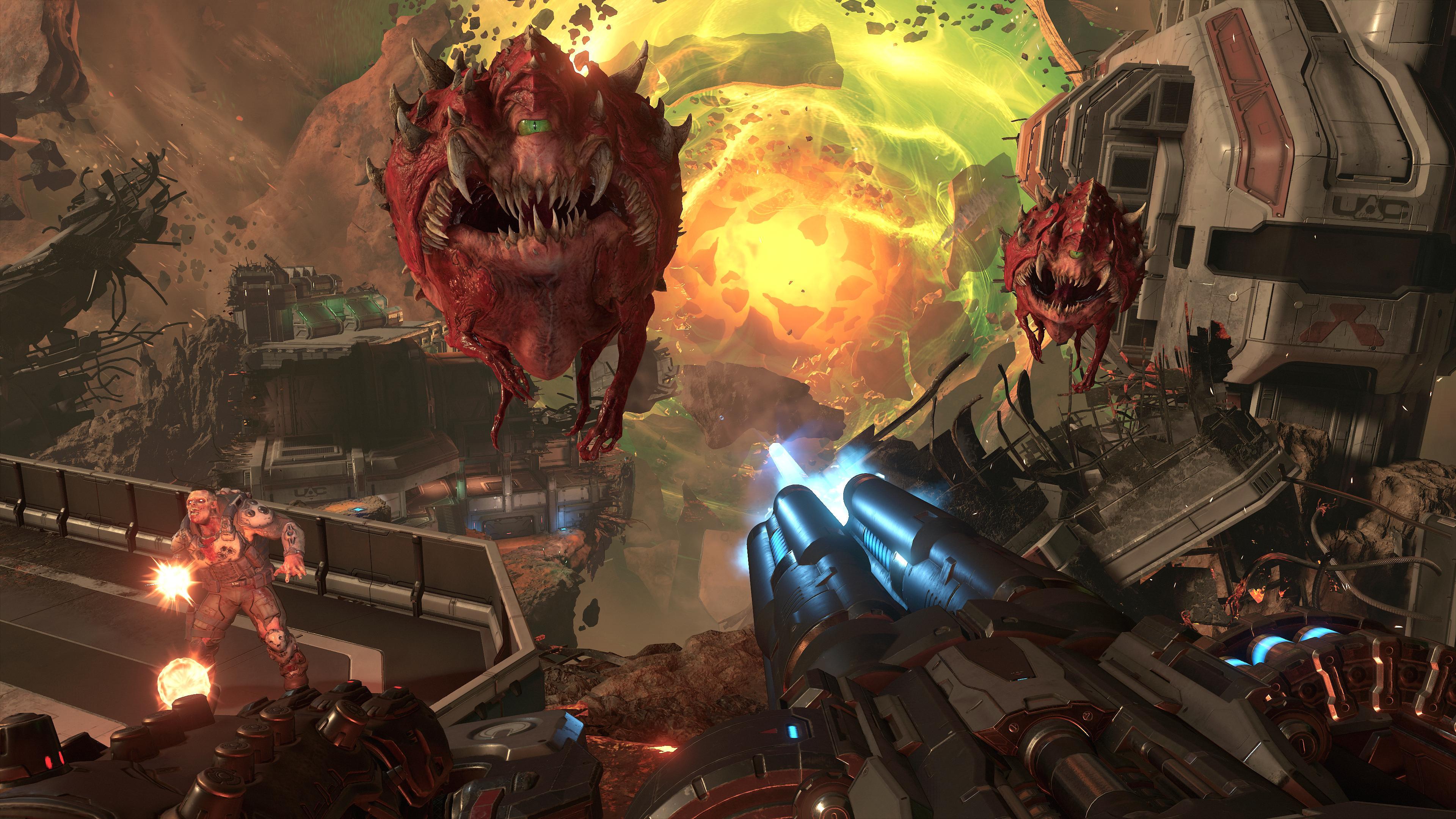 Doom Eternal denuvo