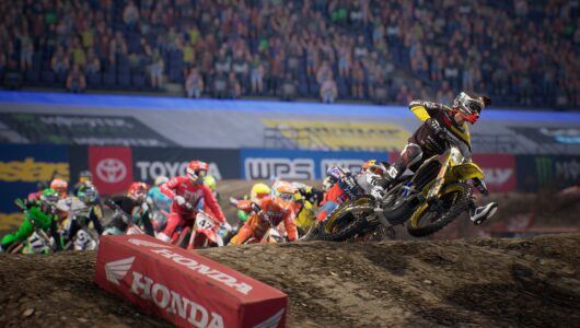 Monster Energy Supercross 3 Provato Monster Energy Supercross 3 Anteprima Monster Energy Supercross the official videogame 3