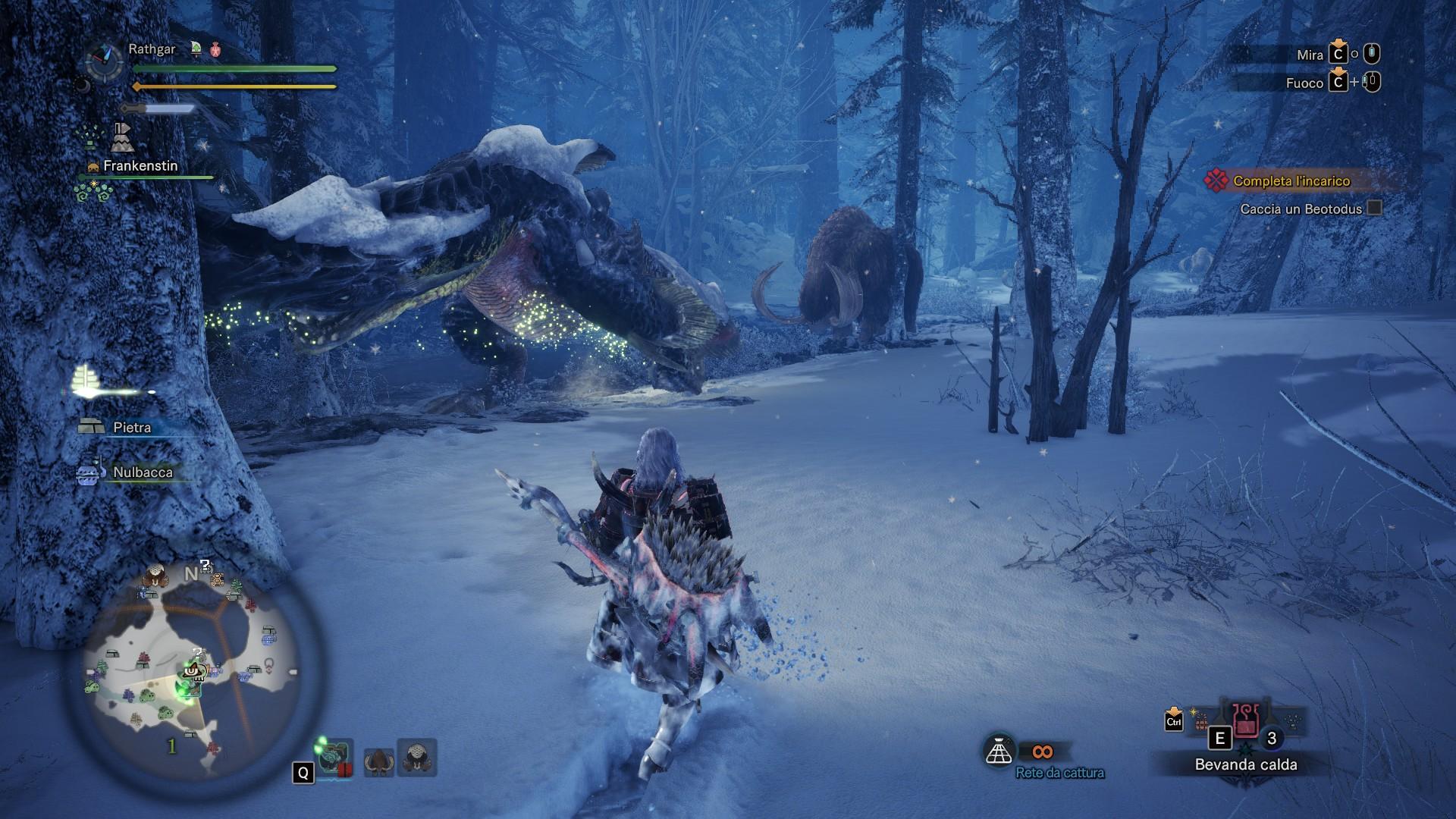 monster hunter world iceborne recensione pc