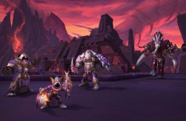 World of Warcraft visioni nzoth