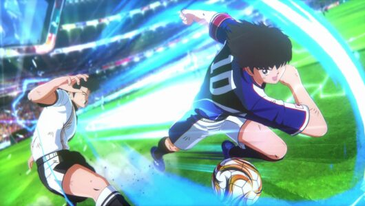 Captain Tsubasa Rise of New Champions Captain Tsubasa videogame Captain Tsubasa Bandai Namco
