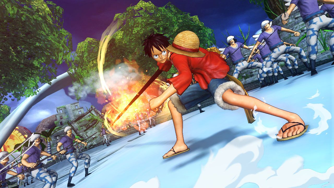 Bandai Namco giochi One Piece Pirate Warriors 4 My Hero One's Justice 2 Sword Art Online: Alicization Lycoris One Punch Man: A Hero Nobody Knows