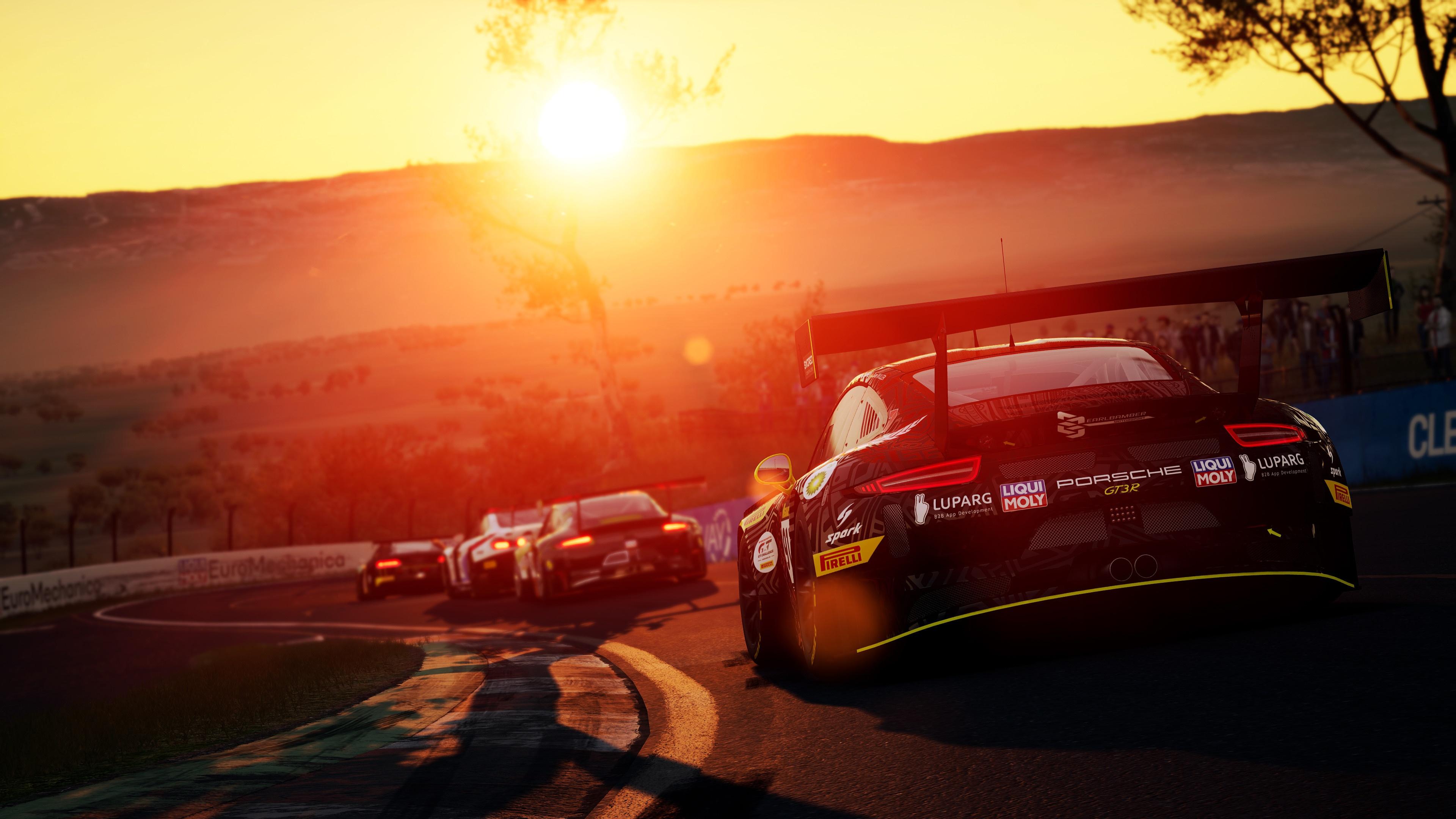 Assetto Corsa Competizione Intercontinental GT Pack recensione Assetto Corsa Kunos