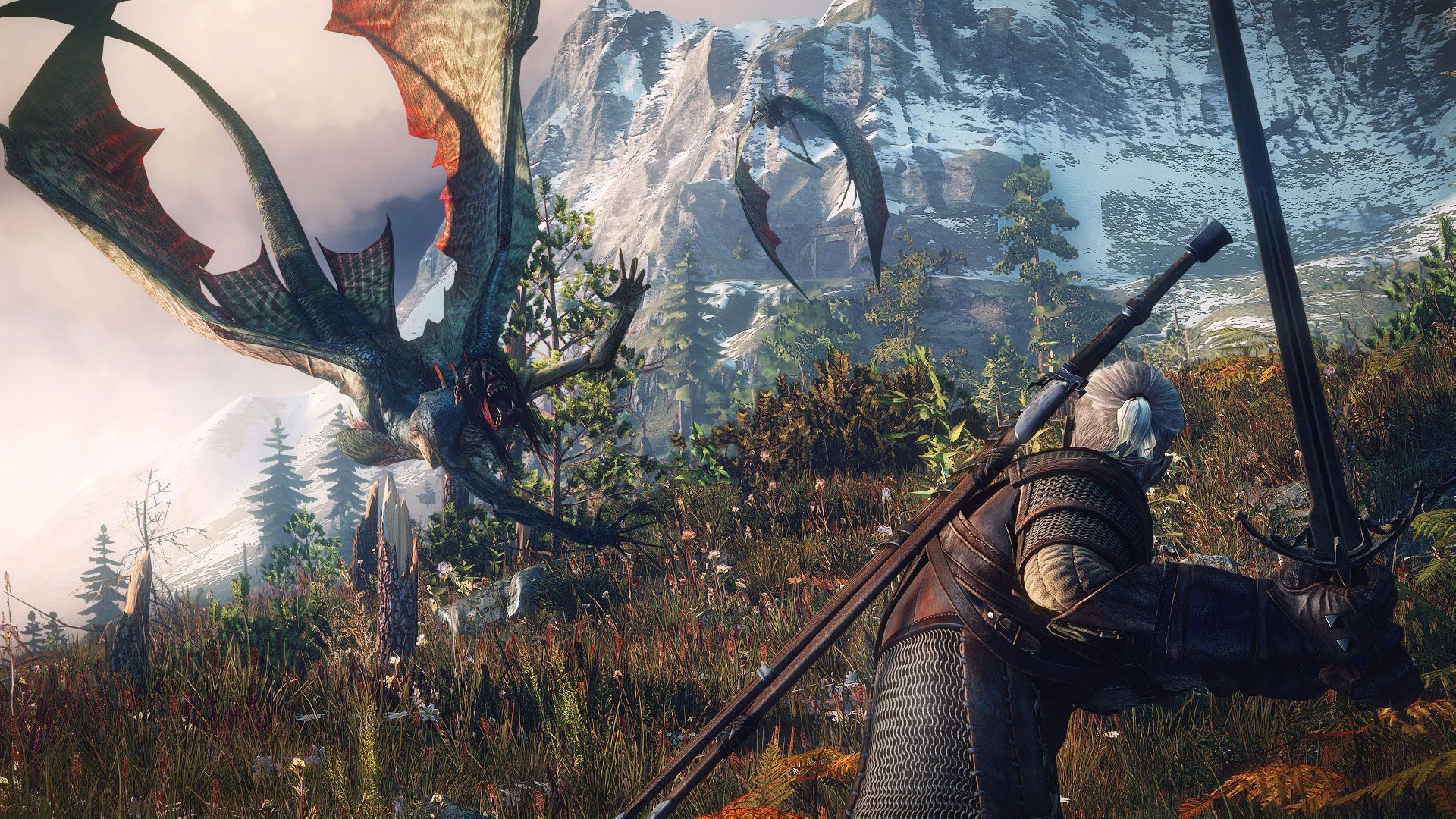 CD Projekt The Witcher 3