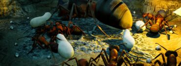 Empires of the Undergrowth provato Empires of the Undergrowth anteprima RTS formiche
