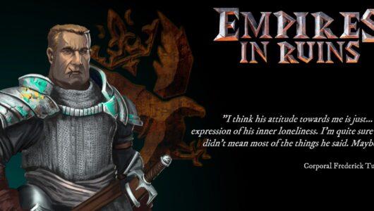Empires in Ruins – Provato
