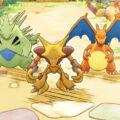 Pokemon Mystery Dungeon Squadra di Soccorso DX switch hub header