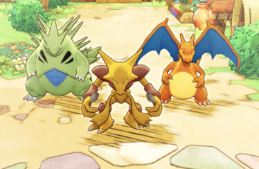 Pokemon Mystery Dungeon Squadra di Soccorso DX switch hub header