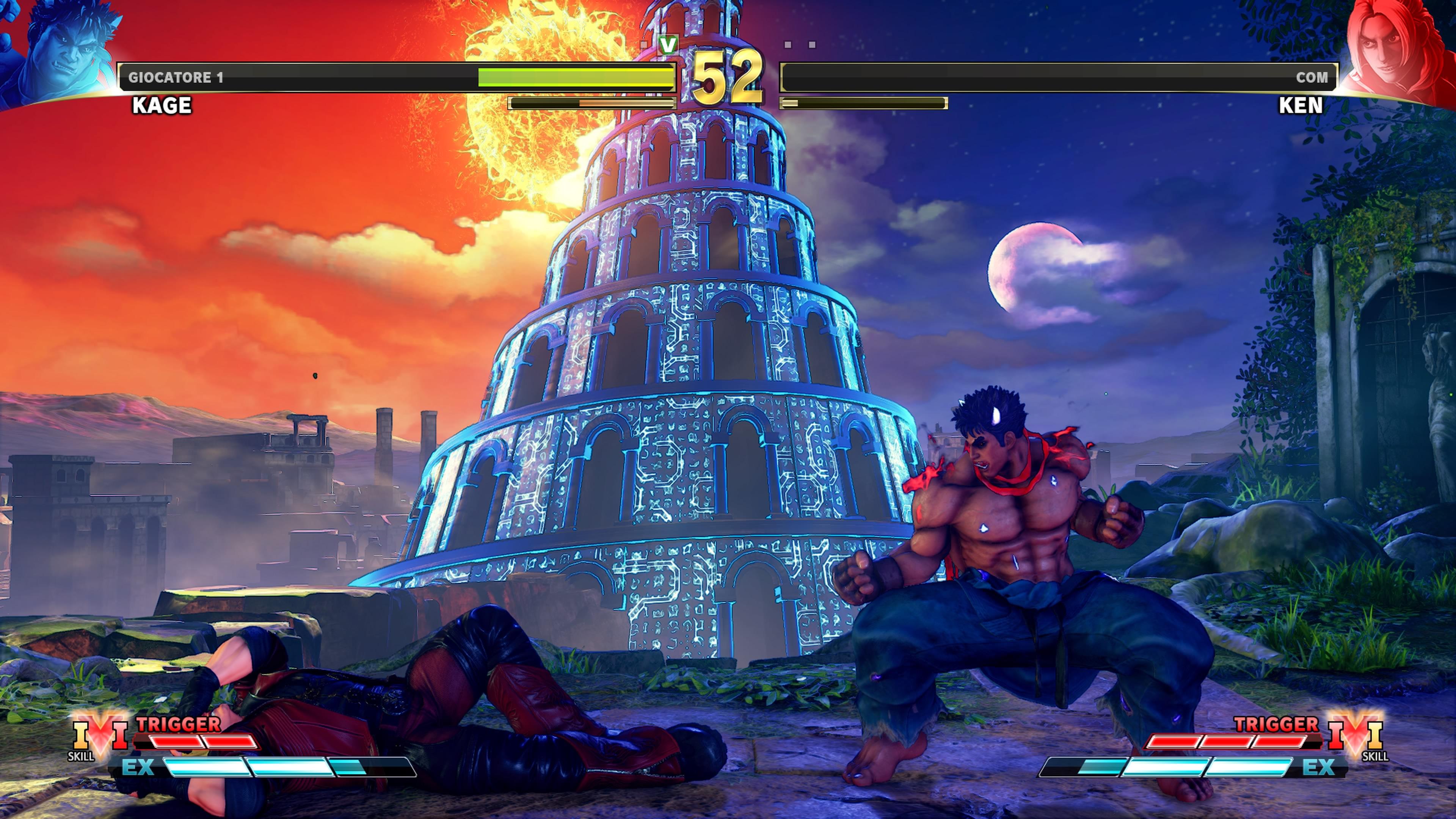 Street Fighter V Champion Edition recensione