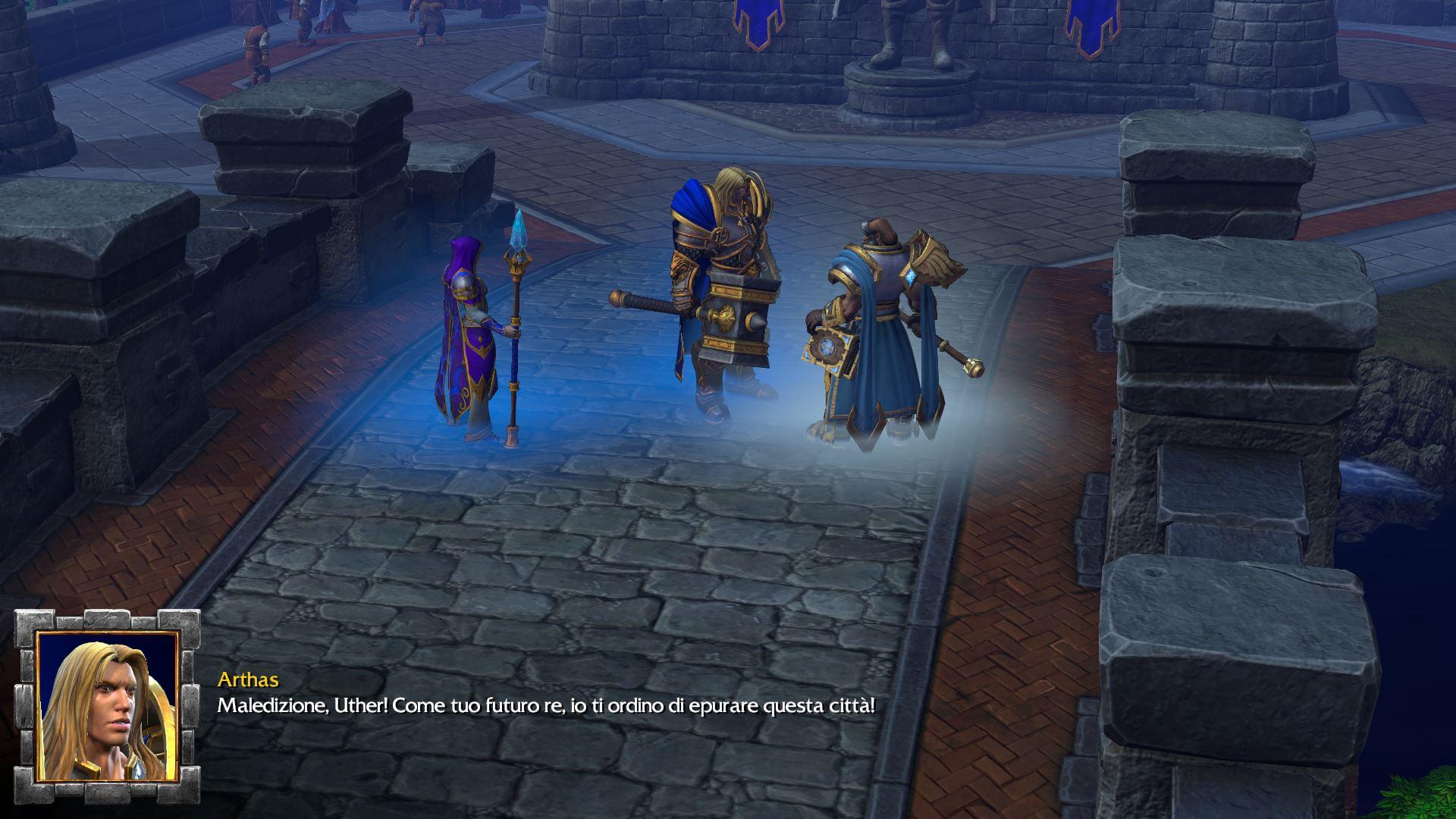 Warcraft 3 Reforged Recensione PC 02
