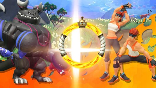 smash bros. ultimate ring fit adventure