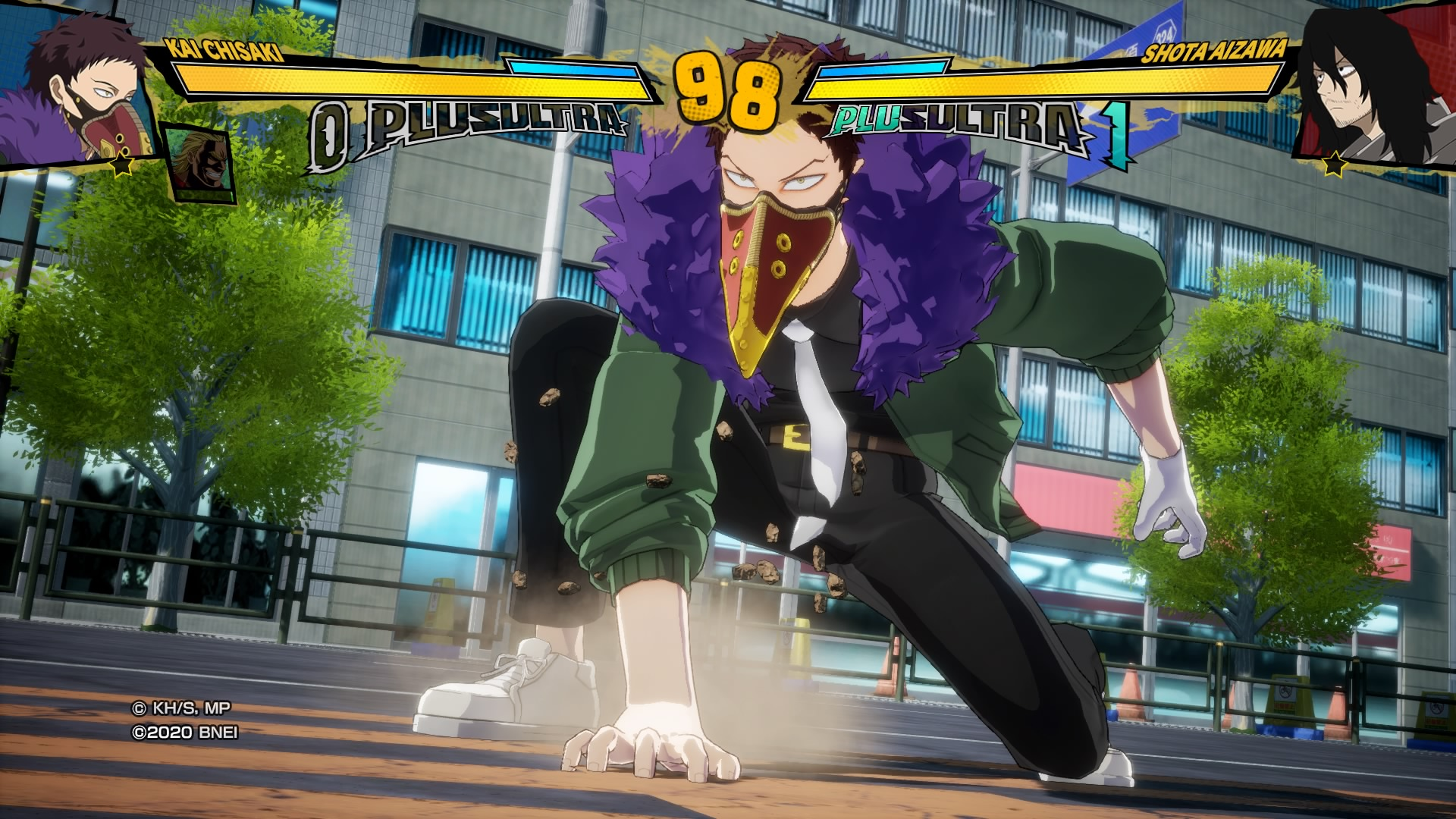 My Hero One s Justice 2 Recensione My Hero One s Justice 2 Bandai Namco My Hero One's Justice 2 PS4