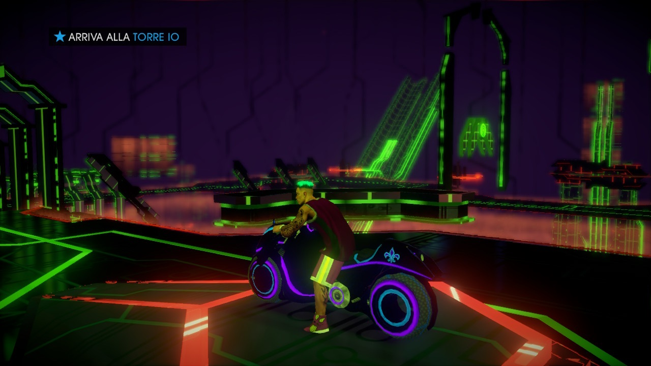 Saints Row IV Re-Elected Switch Recensione 07