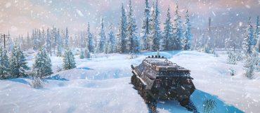 Snowrunner uscita