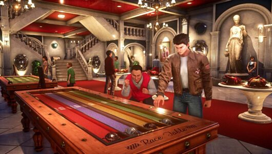 shenmue 3 big merry cruise