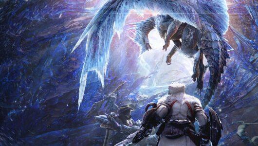 daisukke ichihara capcom monster hunter world iceborne aggiornamento