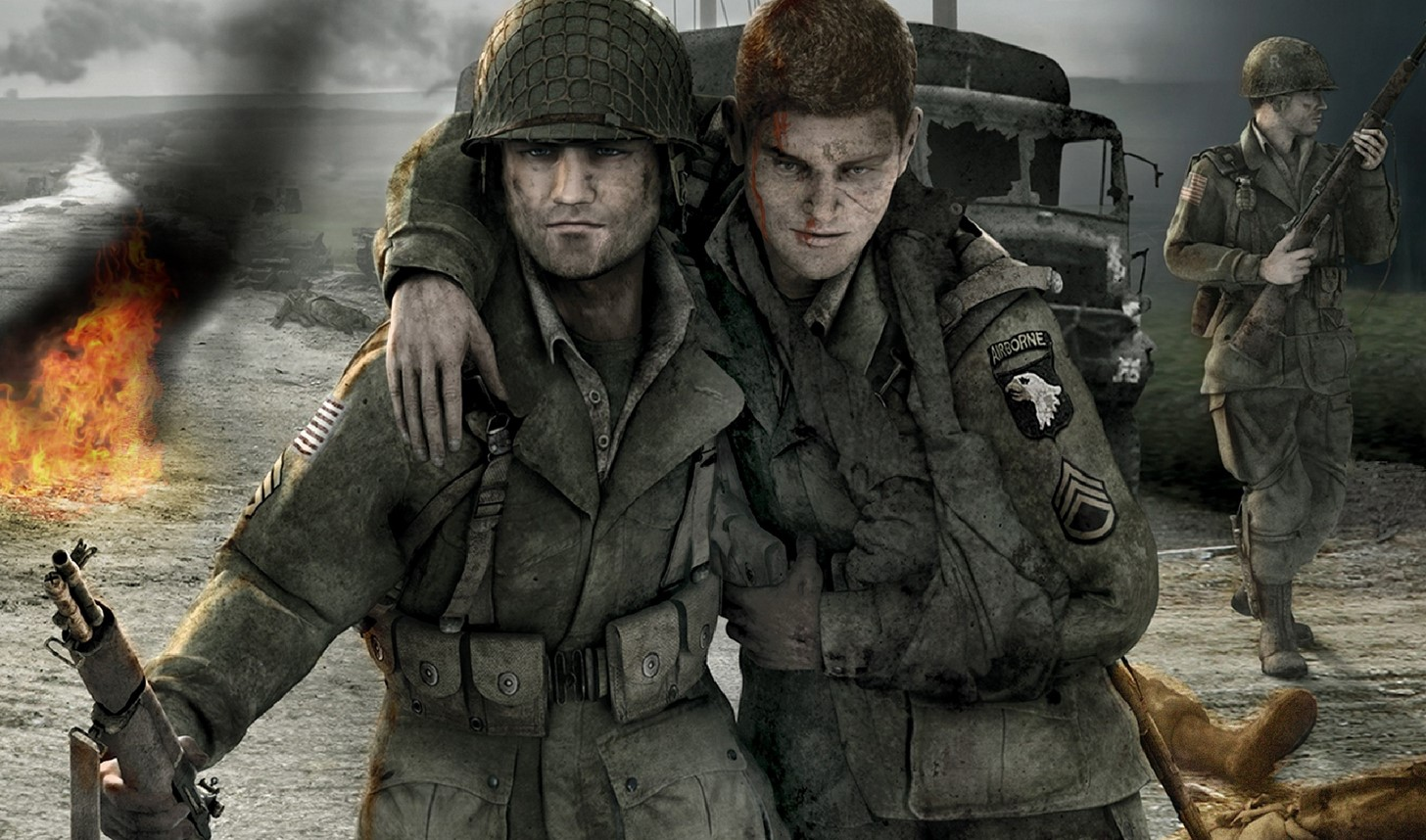 Brothers in Arms serie tv