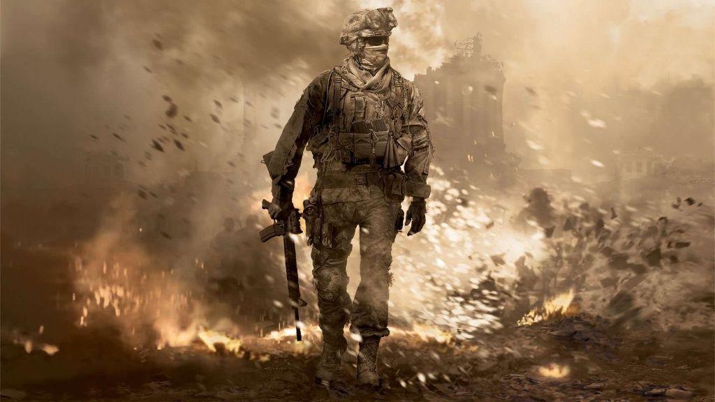 Call of Duty Modern Warfare 2 Remastered pc xbox one