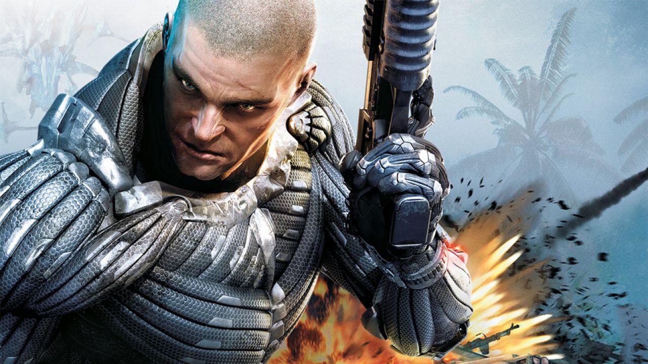 Crysis Remastered Warhead