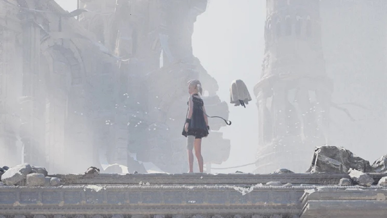 Nier Reincarnation gameplay