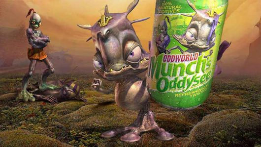 Oddworld Munch's Oddysee switch uscita