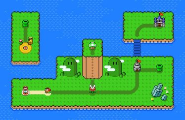 Super Mario Maker 2 update 16