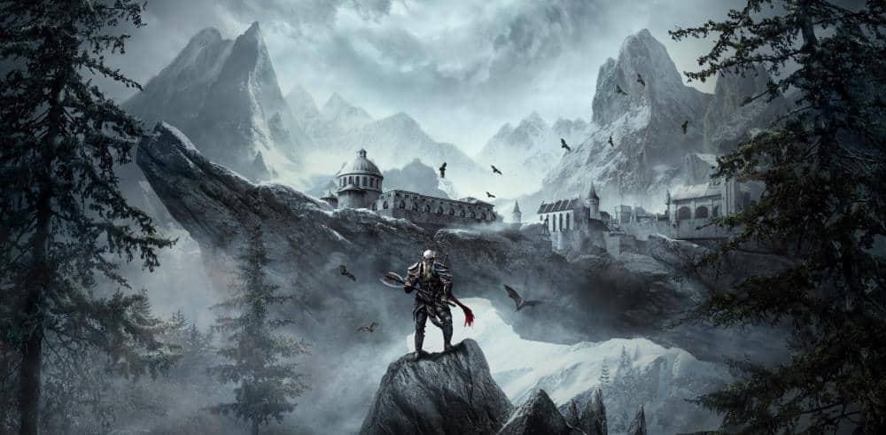 The Elder Scrolls Online Greymoor uscita