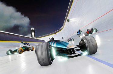 trackmania gameplay