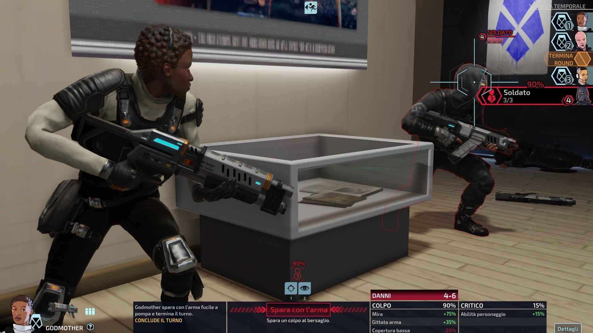 XCOM: Chimera Squad Recensione