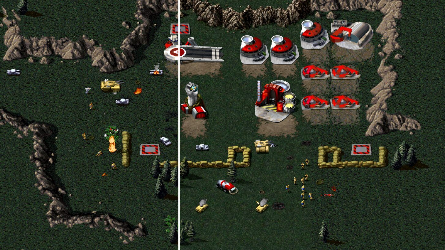Command & Conquer Remastered Collection Anteprima