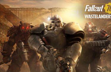 fallout 76 westelanders trailer