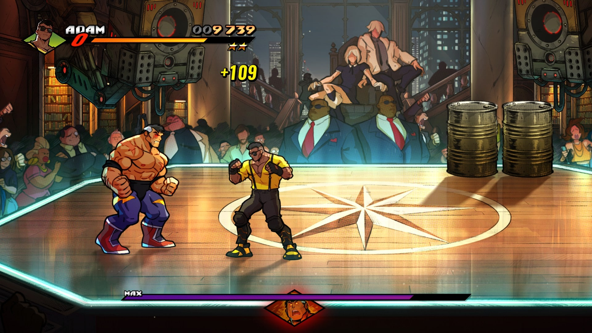 streets of rage 4 game pass