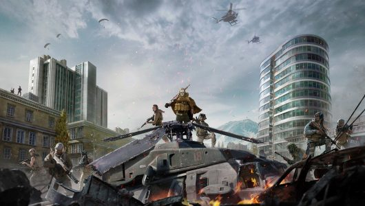 call of duty warzone ps5