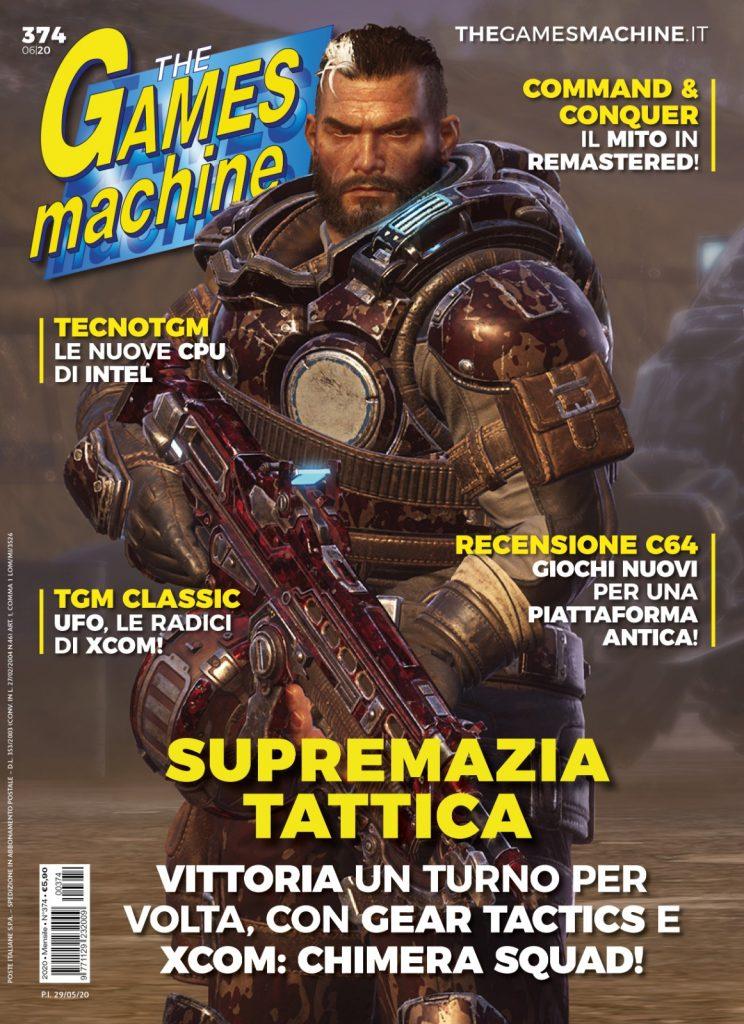 TGM 374 The Games Machine 374