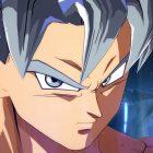 Dragon Ball FighterZ Goku Ultra Instinto