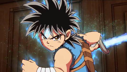 La nuova serie anime di Dragon Quest in onda a ottobre