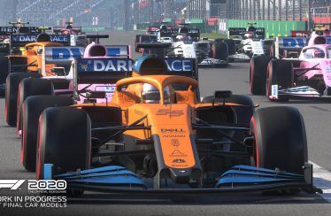 F1 2020 video