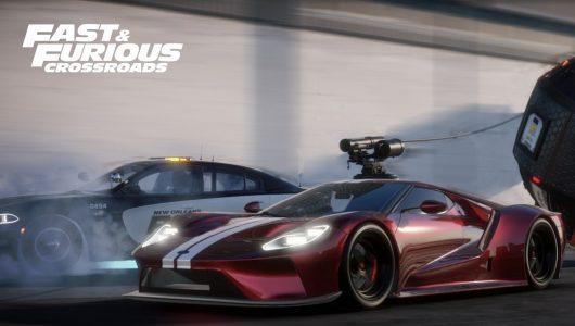 Fast & Furious Crossroads, rivelati gameplay trailer e data d'uscita