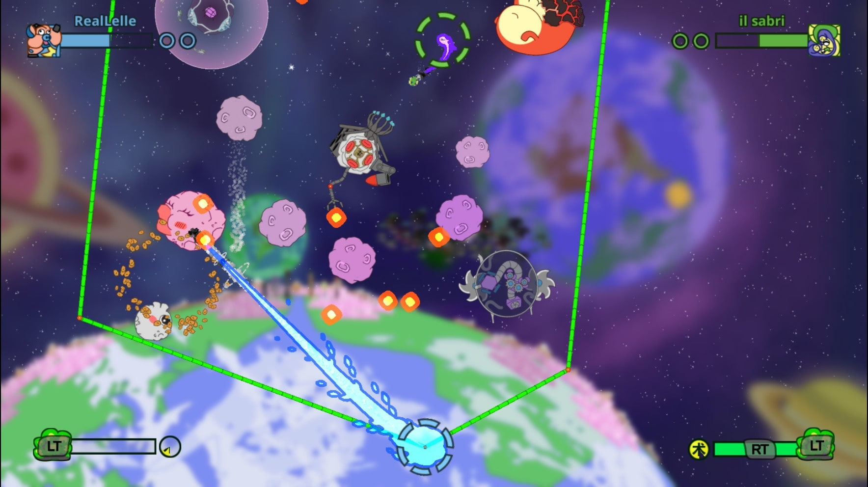 Fly Punch Boom! Recensione