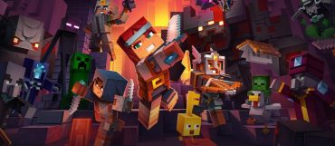 Minecraft Dungeons Recensione PC Xbox One apertura