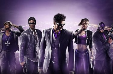 Saints Row The Third Remastered hub header
