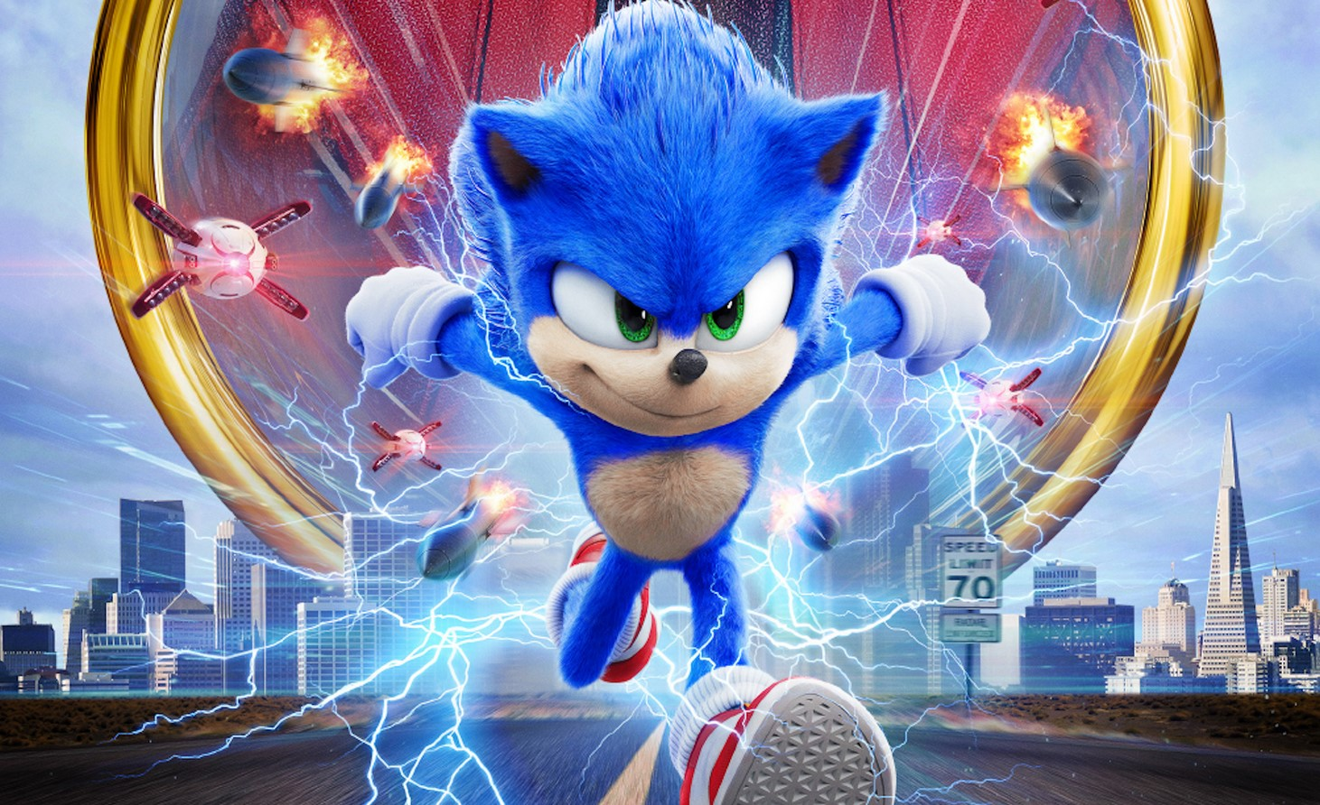 Sonic film sequel