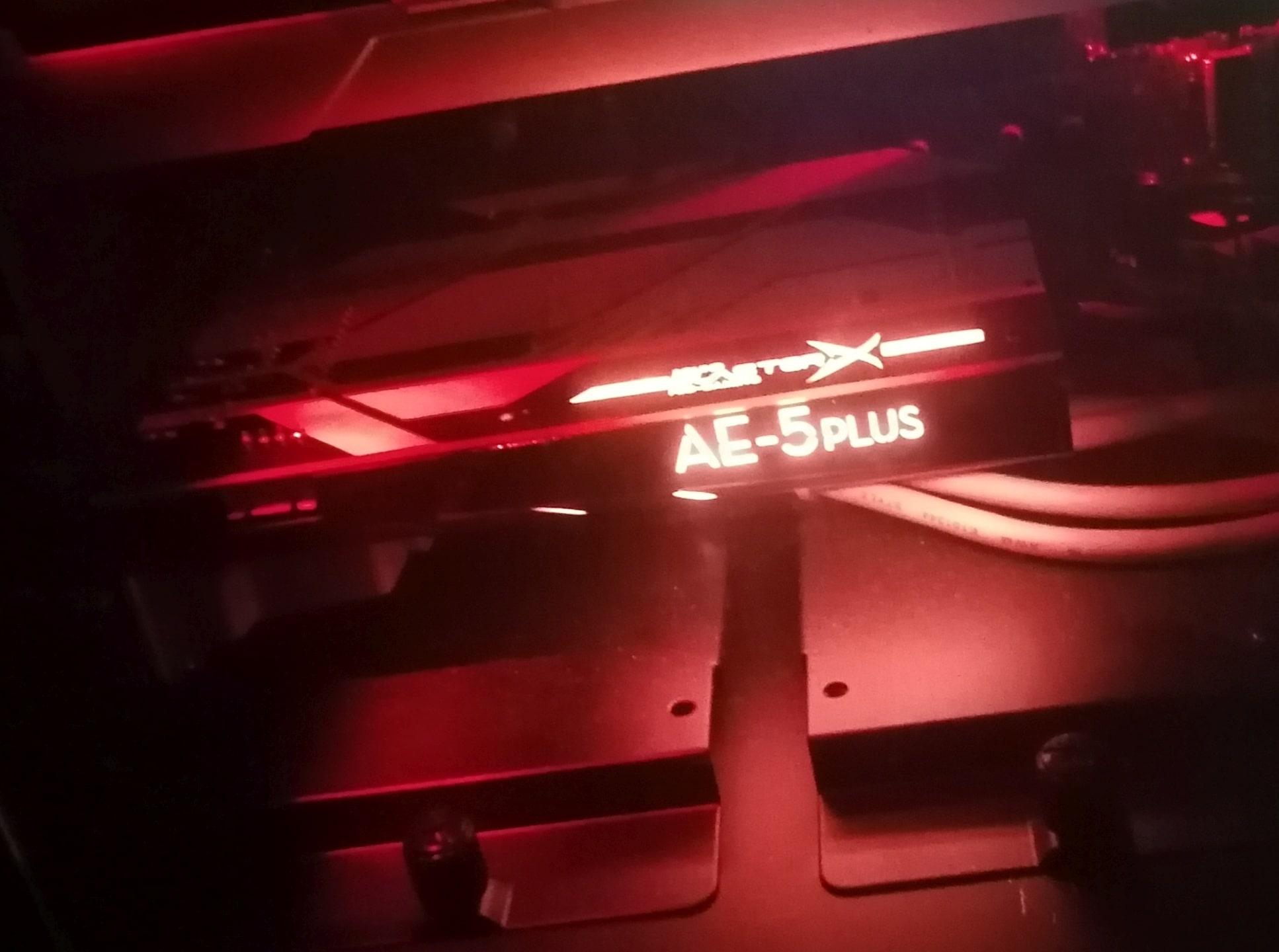Creative Sound Blaster-X AE-5 Plus Recensione