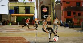 Street Power Football in arrivo su PC e console