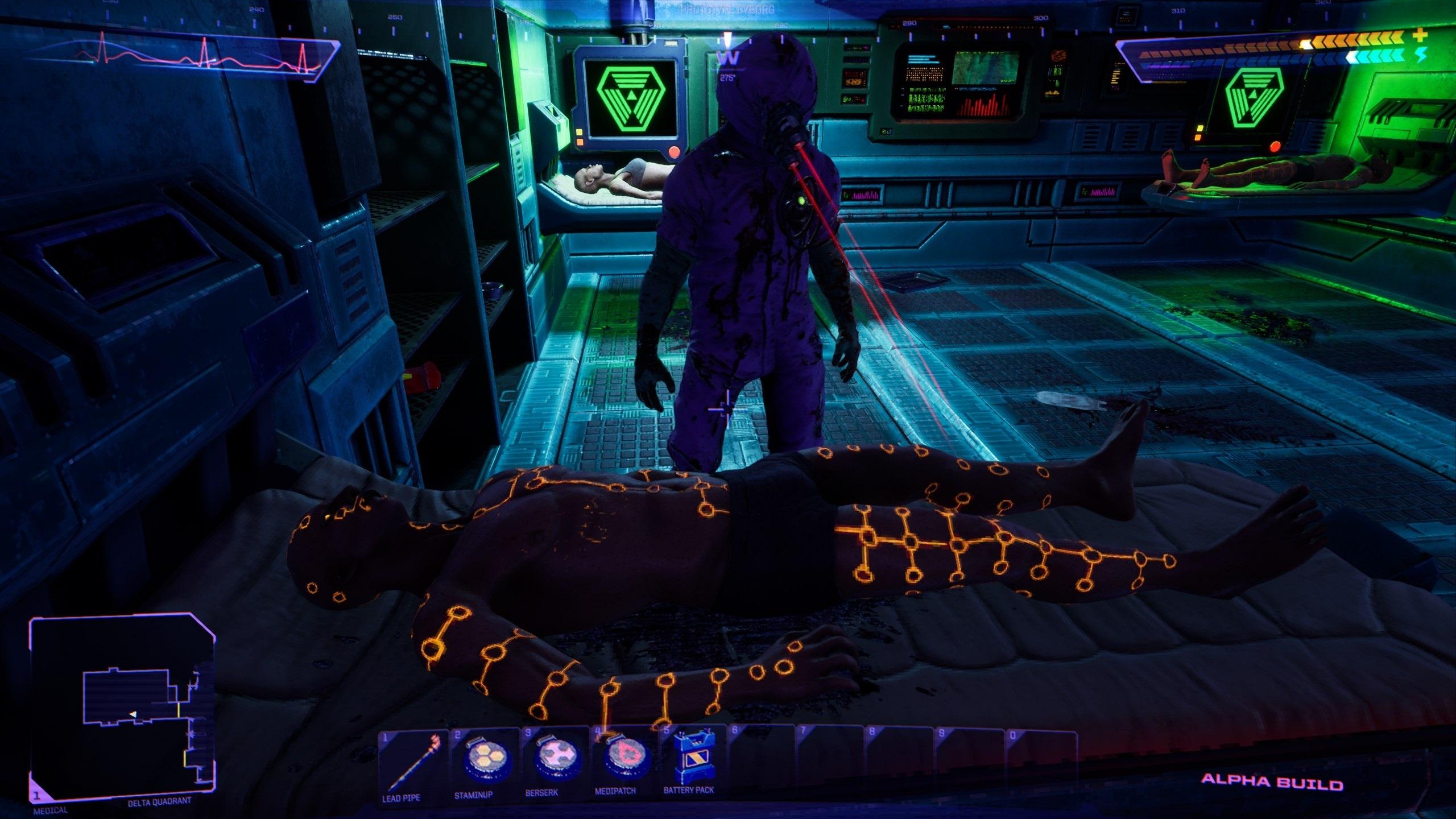 System Shock demo System Shock remake System Shock gog
