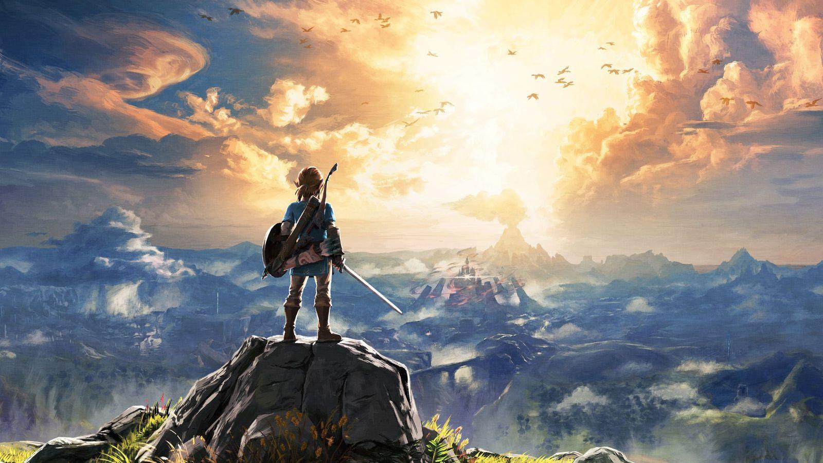 Jurassik Park elefanti rosa Super Mario Zelda Breath of the Wild